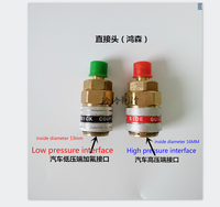 R134a Fluorine Quick Connector Free Shipping
