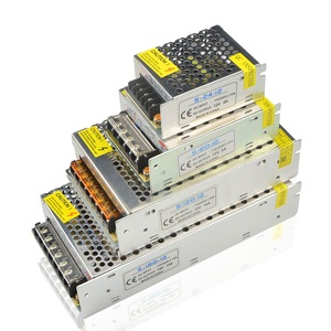 Image 1 - 電源 led ドライバ ac 220 dc 12 v 1A 3A 5A 8A 10A 15A 20A 12 ボルト充電器降圧アダプタ照明変圧器