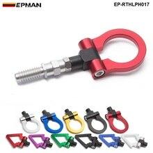 EPMAN ЧПУ Заготовка алюминиевый передний/задний Европейский автомобильный Фаркоп для BMW E82 E88 E90 E91 E92 E93 Европейский стиль EP-RTHLPH017