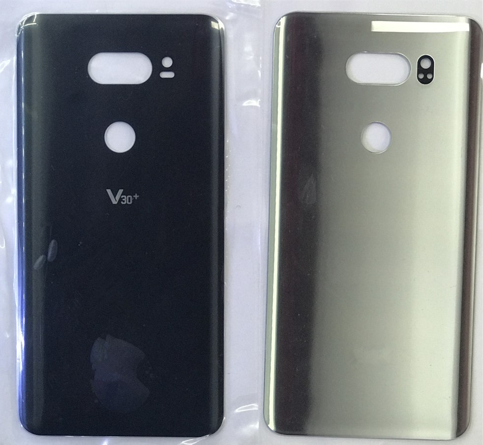 official photos 86102 ab2fe US $8.28 8% OFF|ESC for LG V30 Plus Rear Back Housing Battery Cover Door  Case for LG V30+ Plus Battery Case Replacement Repair Parts -in Fitted  Cases ...