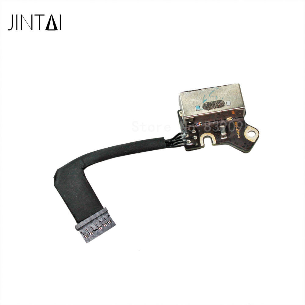 JINTAI New DC Power Jack Board For Apple Macbook Pro Retina  A1502 2013 2014 2015 original for dc jack for apple macbook air 11 a1465 usb audio power board 820 3213 a 2012 year md223 md224