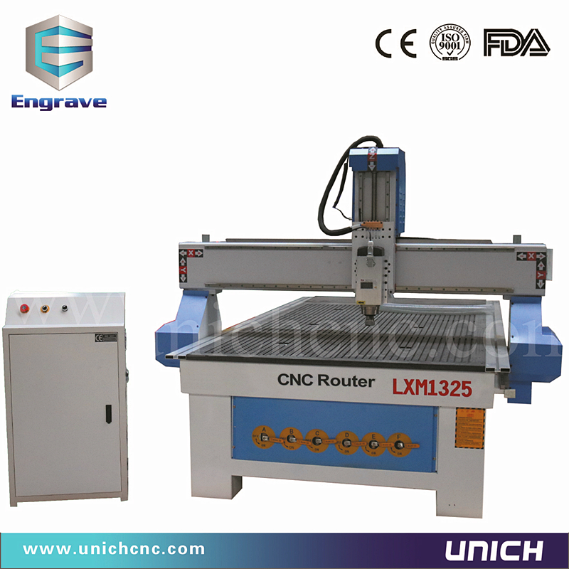 Agent wanted and new model unich 1300*2500mm 3d cnc router