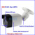 1080 P HDCVI HDTVI CVBS AHD câmera de vigilância IP66 4 em 1 câmera de 2MP Night Vision 720 P 1MP cctv, Lente de 3.6mm, suporte, OSD