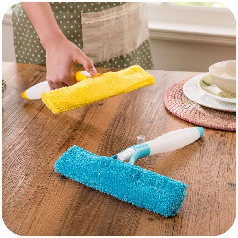 Vanzlife empuje rociador de vidrio mojado y seco limpiador de baldosas de vidrio
