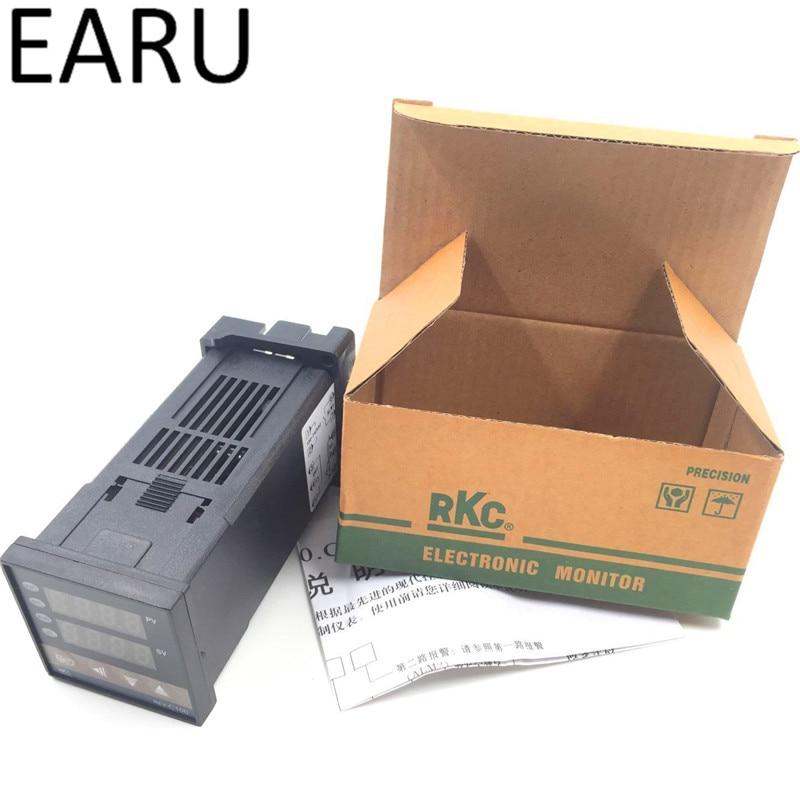 REX-C100 REX-C100FK02-V * AN digitaalne PID-temperatuuri regulaatori - Mõõtevahendid - Foto 4