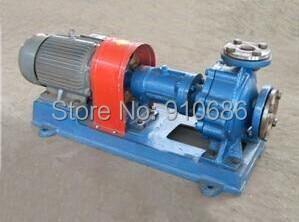 Centrifugal water cool hot oil pump RY50 32 200 hydraulicc pump