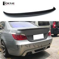 E60 Carbon fiber Spoiler Wing AC Style Trunk Wing For BMW 5 Series E60 Sedan 2004 2009 520i 525i 530i