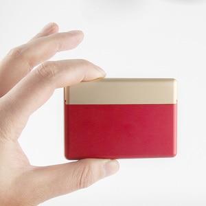 Image 3 - Protective Sleeve Aluminum alloy Cigarette Case For IQOS 12 Holes 18 Holes Cigarette Storage Box Holder Case