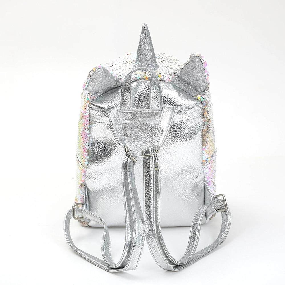 Xiniu School Bags For Teenage Girls  Sequins Heart-shaped Travel Backpack Women Girls Bag Drop Shipping Mochila Feminina #6