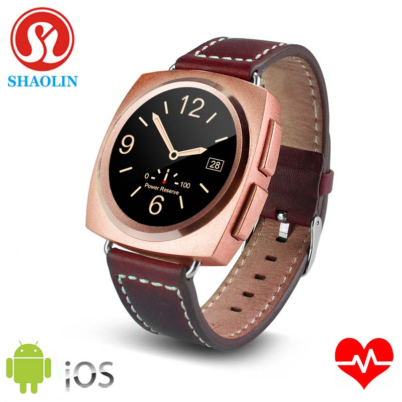 SHAOLIN  Smart Watch Full HD IPS Screen bluetooth SmartWatch Fitness Tracker App For iphone IOS Android phone reloj inteligente усилитель для автомобильной антенны