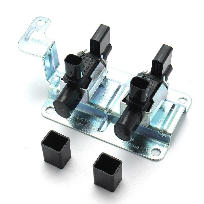 Colector de admisión de vacío corredor válvula de solenoide para FORD/enfoque de la Cmax/Mondeo para Mazda 3 5 6 CX7 1357313 4M5G-9J559-NB