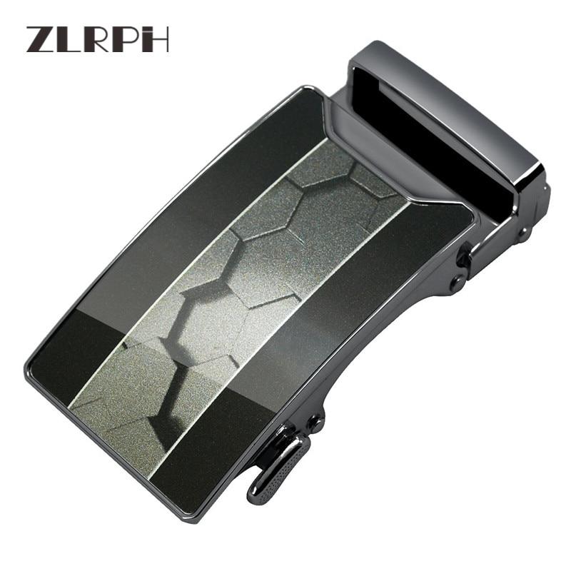 ZLRPH  New Dongguan Buckle Fashion Personality Dazzling Automatic Buckle Men's Belt Buckle Head Waistband Fittings Head