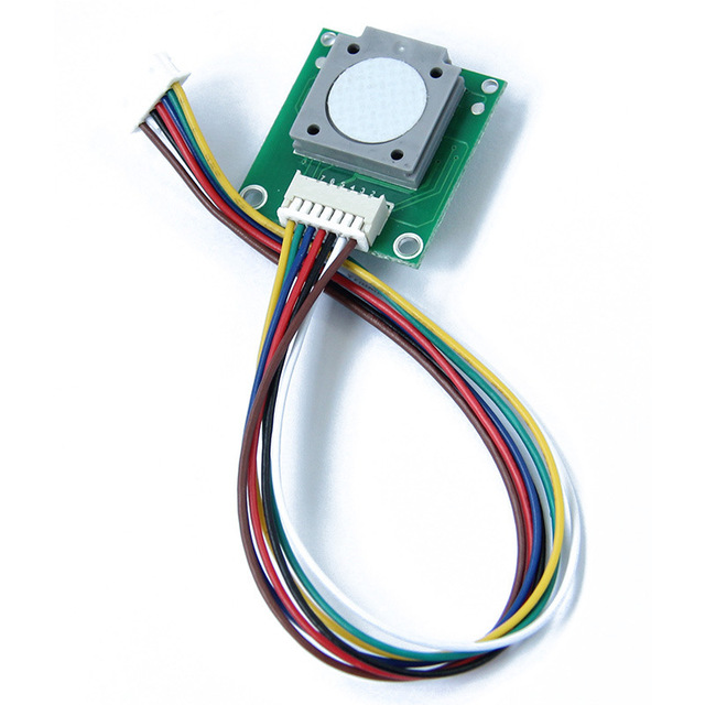 winsen ZE08-CH2O formaldehyde detection module supporting programs to address the special indoor formaldehyde detector