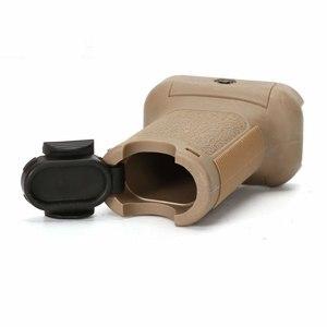 Image 5 - 전술 airsoft tb1069 td 그립 범용 장난감 액세서리 플라스틱 손잡이 탄 및 검정