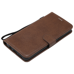 Flip Leather Wallet for iPhone 9 Plus Cover Soft TPU Card Pocket for iPhone X Case iPhone 8 7 6 6s Cover iPhone 5 5S SE Magnetic 4