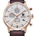 Relogio masculino 2016 benyar mens relógios top marca de luxo da moda à prova d' água 30 m relógio de quartzo-relógio reloj hombre
