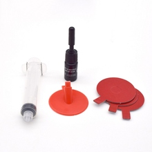 Car Window Repair Tools Windshield Injector Bullseye Injection Chip Glass Strong Penetrant Adhesive Fill