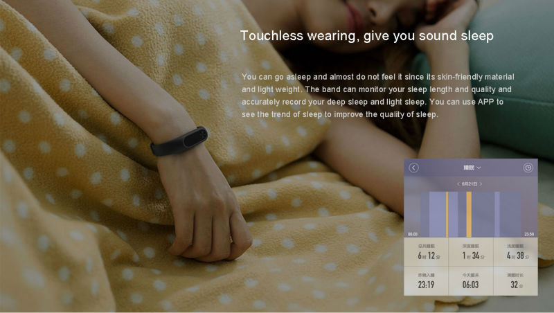 Xiaomi Mi Band 2 Fit Replacement Smart MI Band 2 Touchpad Screen Heart Rate Monitor Pedometer Wristband IP67 FitnessTracker 18