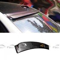 OLOTDI стайлинга автомобилей углеродного волокна сзади крышу спойлер для BMW E90 3 серии AC Стиль