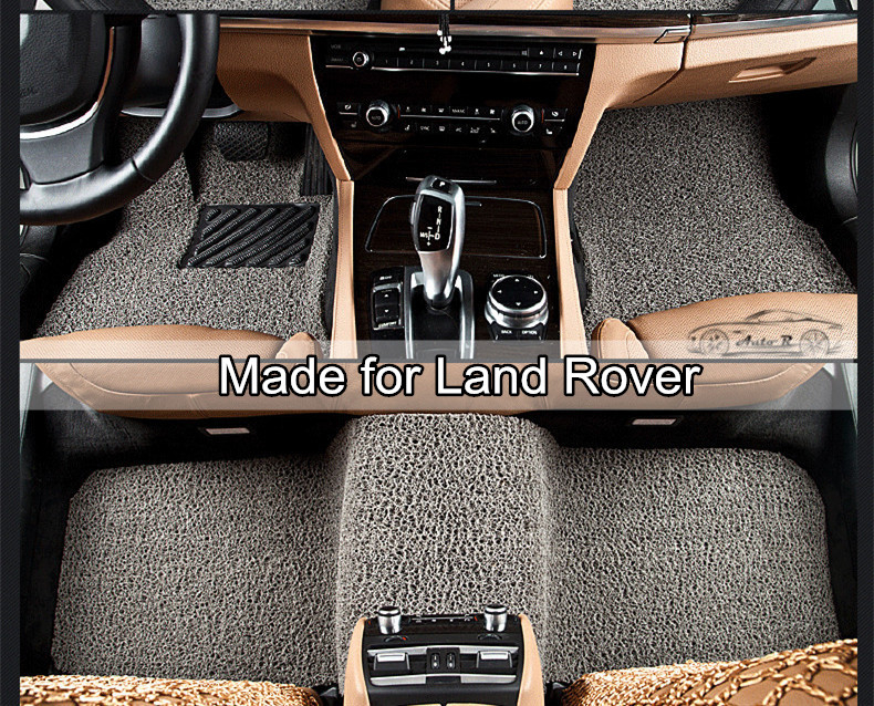 Coil Car Floor Mats For Land Rover Discovery Freelander