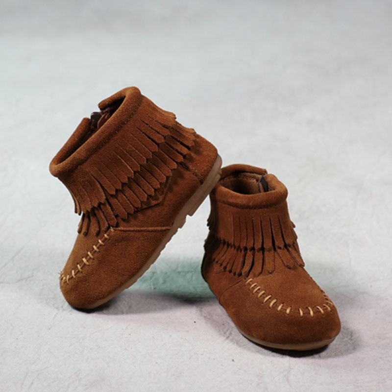 Online Get Cheap Little Girl Fringe Boot -Aliexpress.com | Alibaba ...
