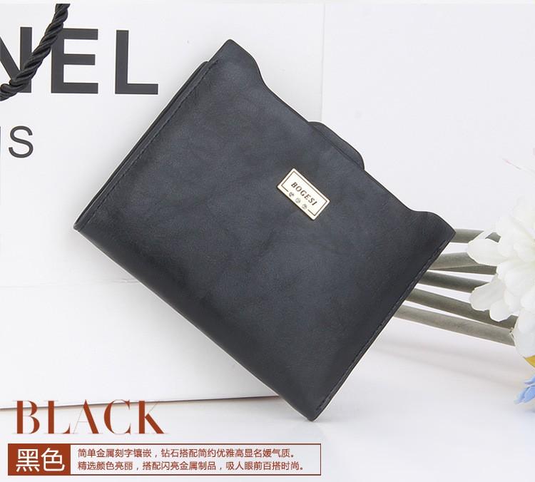 Стиль: Стиль: Мода; Материал Подкладки:: Синтетическая Кожа; бумажник женщин; женщины портмоне;