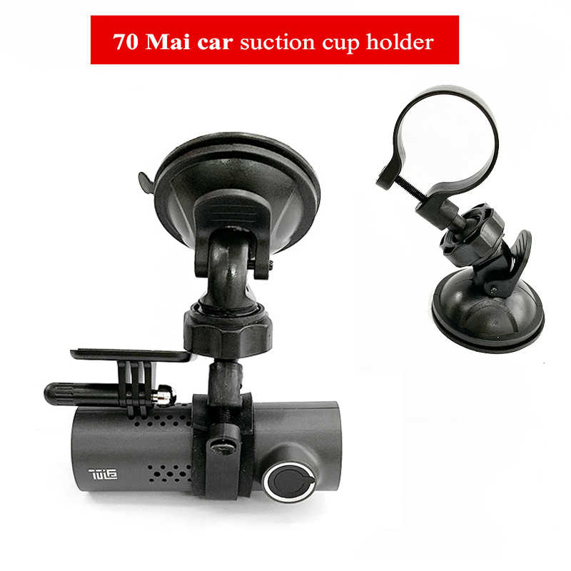 For XIAOMI 70MAI Dvr Suction Cup Bracket, Dash Cam Mirror Mount Kit for 70mai dvr Dash cam.for xiaomi 70mai car DVR Holders