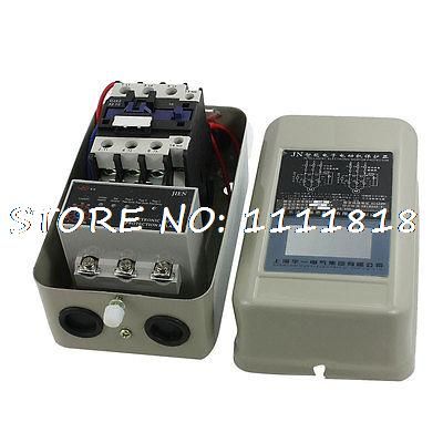 LED Indicator NO AC Contactor 5-65A Relay Electronic Motor Protector 110V 11KW new lp2k series contactor lp2k06015 lp2k06015md lp2 k06015md 220v dc
