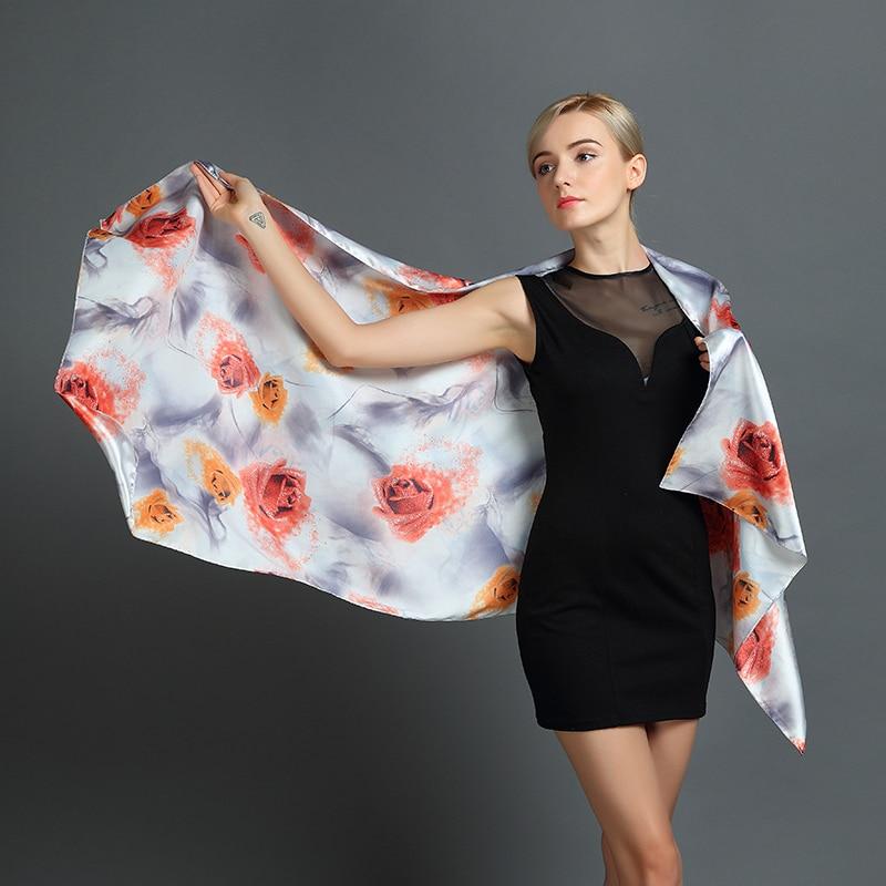 [FEILEDIS] 2017 մետաքսե շարֆ նորաձևություն - Հագուստի պարագաներ - Լուսանկար 4