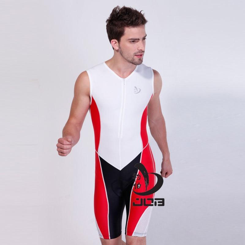 JOB Ironman Triatlon Təlimi Bir parça kostyumlu kişilər üçün - İdman geyimləri və aksesuarları - Fotoqrafiya 1
