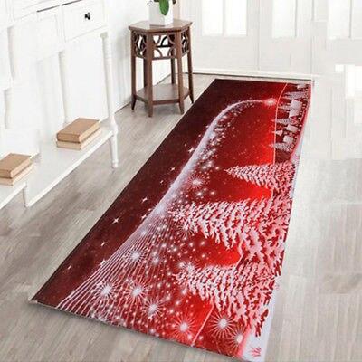 € 3.7 30% de DESCUENTO|Esteras de Navidad decoración del hogar muñeco de  nieve Navidad árbol alfombra baño alfombra comedor alfombra en Esteras ...