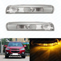 2x Side Mirror LED Lamp Car Rearview Mirror Turn Signal light for Chevrolet Captiva 2007 2008 2009 2010 2011 2012 2013 2014 2015