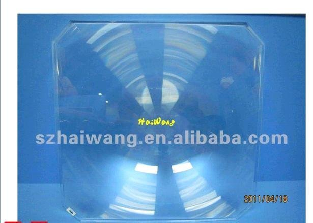2pcs/lot Fresnel lens Used for Solar energy