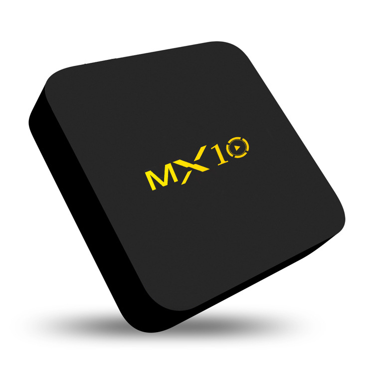 MX10 Smart TV BOX Android 9 0 Rockchip RK3328 DDR4 4GB Ram 64GB Rom IPTV Smart Set top Box 4K USB 3 0 HDR H 265 Media Player Box in Set top Boxes from Consumer Electronics