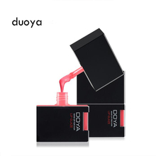 DUOYA Waterproof Multifunction Dual Brush Lip Gloss Tint Dyeing Liquid Lipstick Makeup Face Powder Blusher Korean Cosmetics