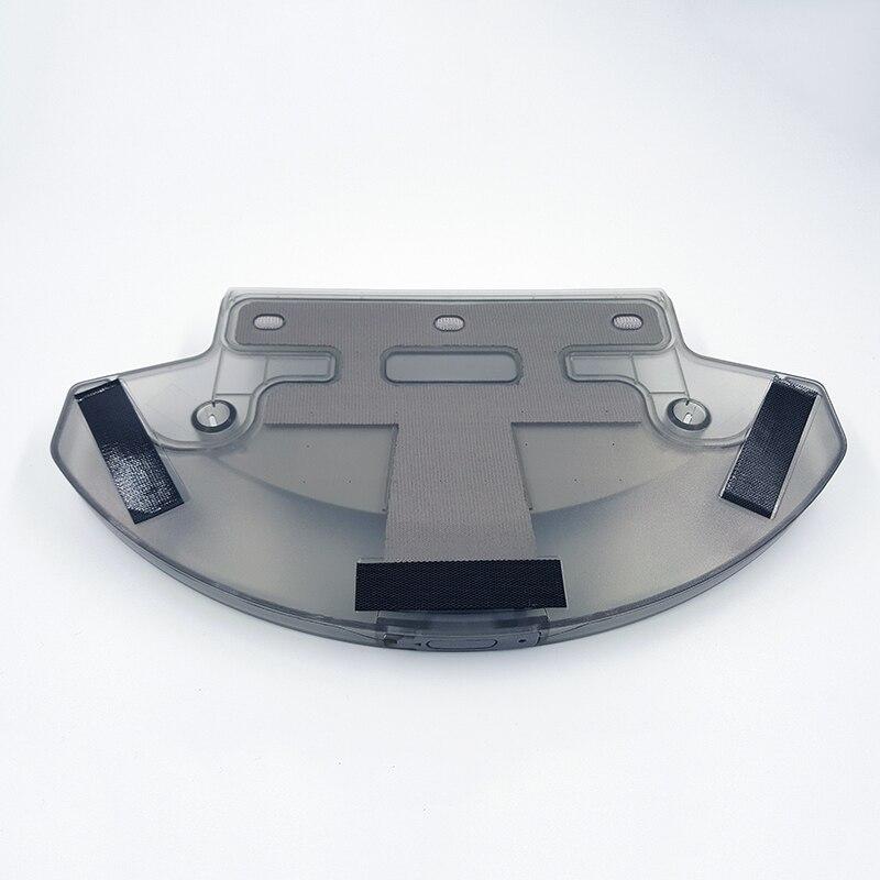 Image 2 - Water Tank +3* Mop Cloth for Ecovacs Deebot DT85G DT85 DT83 DM81 DE35 dg710 Robot Vacuum Cleaner Parts Water Tank Replacement-in Vacuum Cleaner Parts from Home Appliances