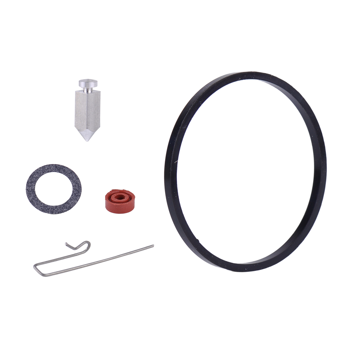 LETAOSK Inlet Needle Gasket Carburetor Carb Repair Kit Replacement Fit For Tecumseh Float Carburetor V40 V50 V60 631021 525-212