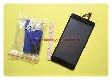 Wyieno для BQS 5054 запасные части панели дигитайзера для BQ 5054 Crystal Touch + экран ЖК дисплея в сборе; С отслеживанием