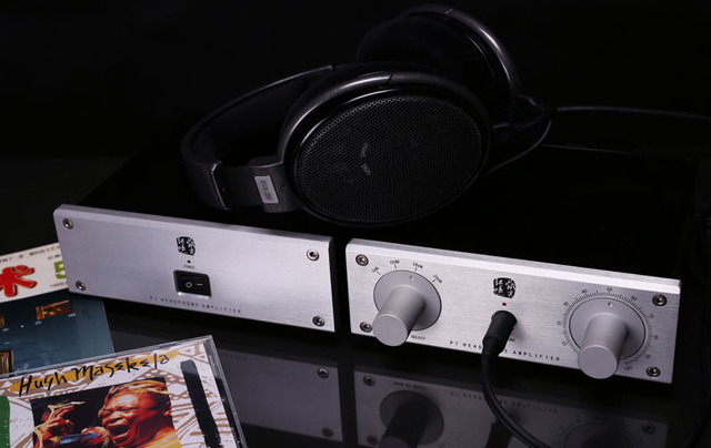 P1 amp amplificador de auscultadores amplificador pré amp de super versão do amplificador para fone de ouvido Lehmann amplificador DIY