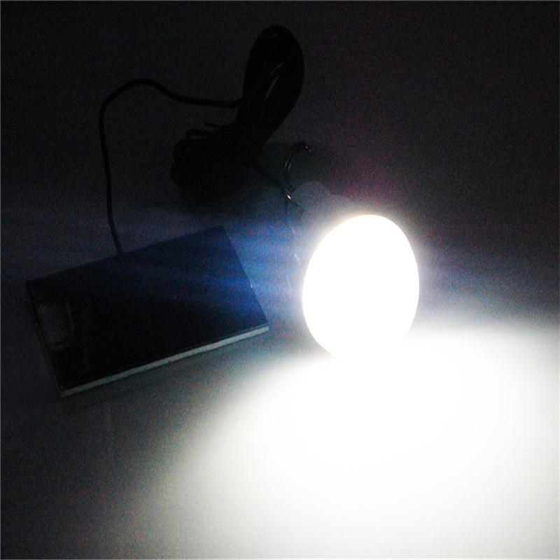 Lâmpadas Solares lâmpada de iluminação de energia Base : Cunha