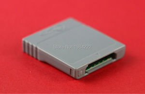 Image 2 - SD Memory Flash WISD Card Stick Adaptor Converter Adapter Card Reader for Wii NGC GameCube Game Console