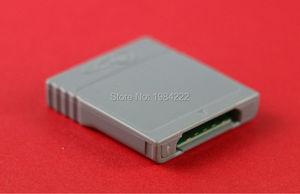 Image 2 - SD ذاكرة فلاش WISD بطاقة عصا محول محول محول قارئ بطاقات ل وي NGC gamquibe لعبة وحدة التحكم