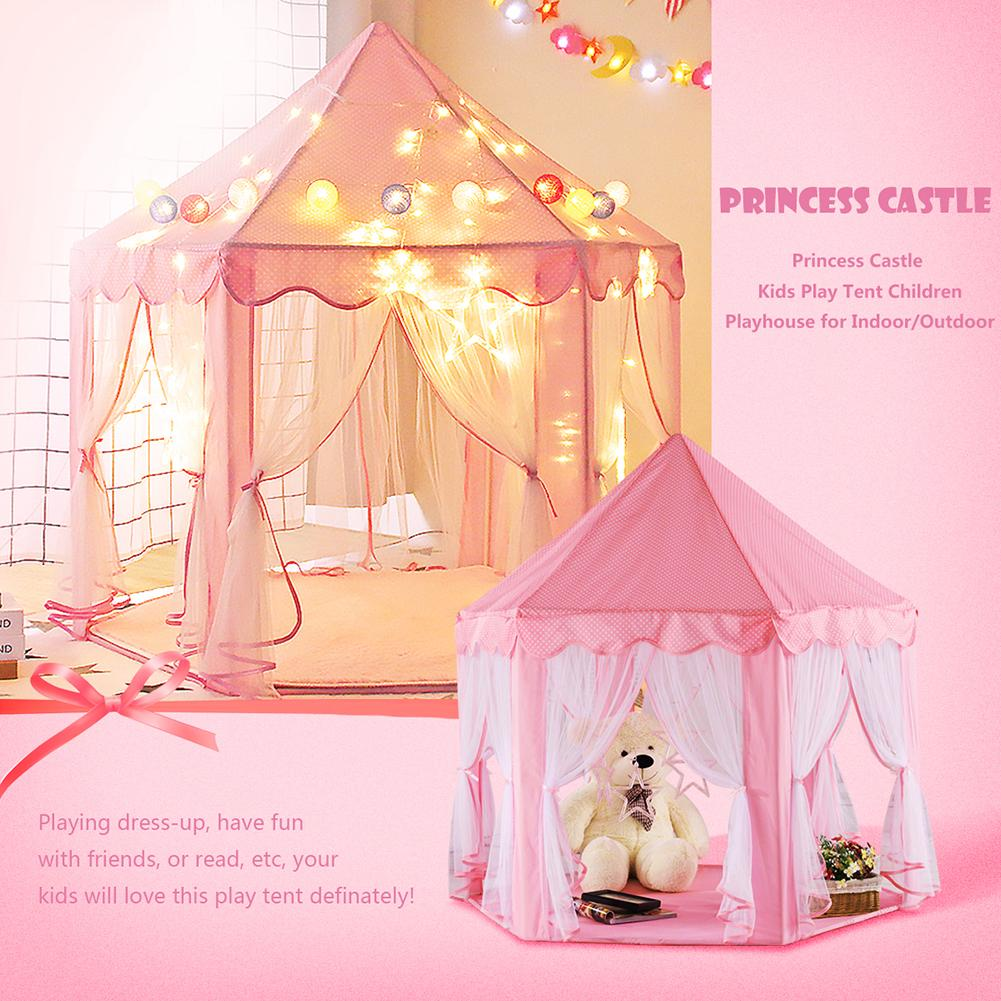 Lovely Star Pendant LED Light Children Princess Fairy Play House Castle Tent Toy Lovely Star Pendant LED Light Children Princess Fairy Play House Castle Tent Toy