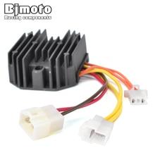 BJMOTO Motorcycle Voltage Regulator Rectifier for Polaris For Polaris 800 Switchback Pro-R 2012 800 Rush Pro-R RMK EFI L/C 1-12 недорого