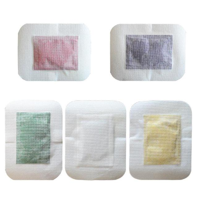 1set/5 set Detox Foot Patch Pad Body Detoxify Toxin Feet Slimming Cleansing Herbal Adhesive Keep Fit Health Care Foot Care Tools