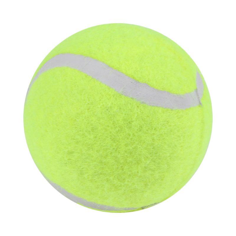 3pcs/set Professional Training Practice Tennis Ball Sports Tournament Wool Tennis Balls Outdoor Fun Cricket Free Shipping