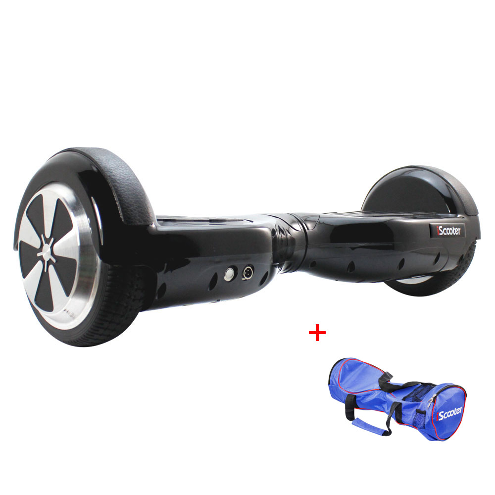 iScooter Self Balancing Hoverboard or two-wheel Skateboard with LED Light 3