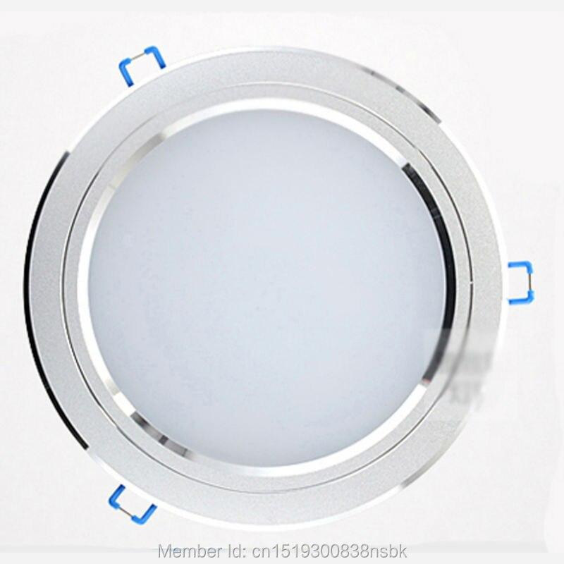 (50PCS / Lot) Epistar Chip 3 il Zəmanət 5W 7W 12W 18W 30W COB LED - LED işıqlandırma - Fotoqrafiya 3