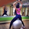 B. EXPLOSIÓN Yoga Establece Mujeres Sexy Sin Respaldo de Una Pieza-Ropa Deportiva Leggings Gimnasio Gimnasio Traje Ropa para Mujer Zapatillas medias Buzos