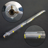 50w laser tube used on CO2 laser engraving machine, laser cutting machine